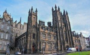 Edinburgh University Partners with IOHK on Blockchain Research Hub