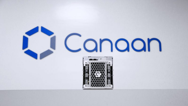 Bitcoin Miner Canaan Acquires Blockchain Notary Service