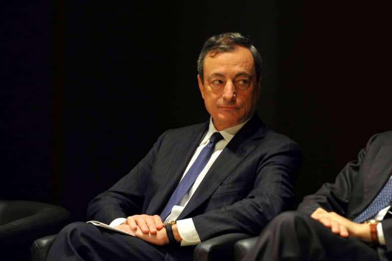 ECB President: Cryptocurrency Price Boom Having Limited Effect on Economy