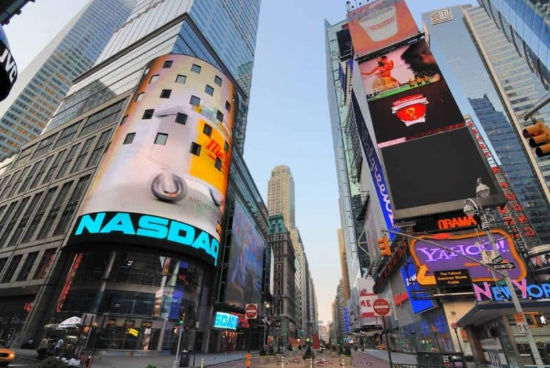 Nasdaq's Nordic Exchange Seeks to Patent Blockchain Data System