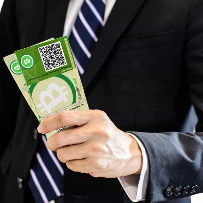 BCH Wallet 'Handcash' Enables Bitcoin Cash NFC Transactions