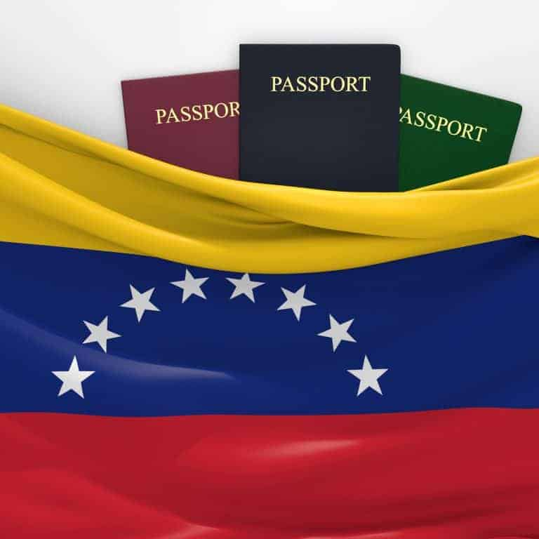 Venezuela Demands Citizens Pay for Passports With Petro